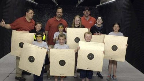 Youth Firearms Safety Class at Reno Guns & Range