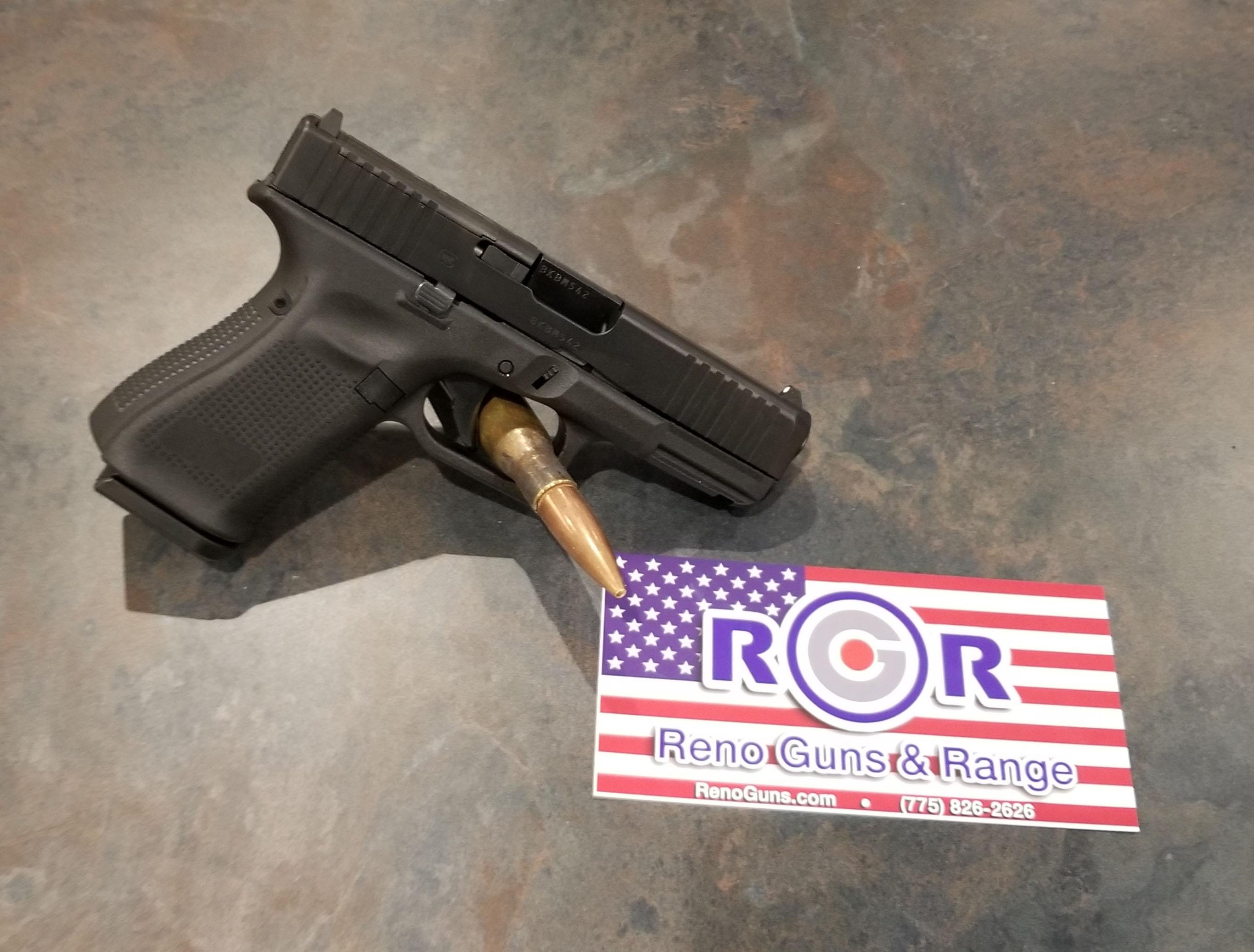 Glock 19 Gen 5 MOS ⋆ Reno Guns & Range