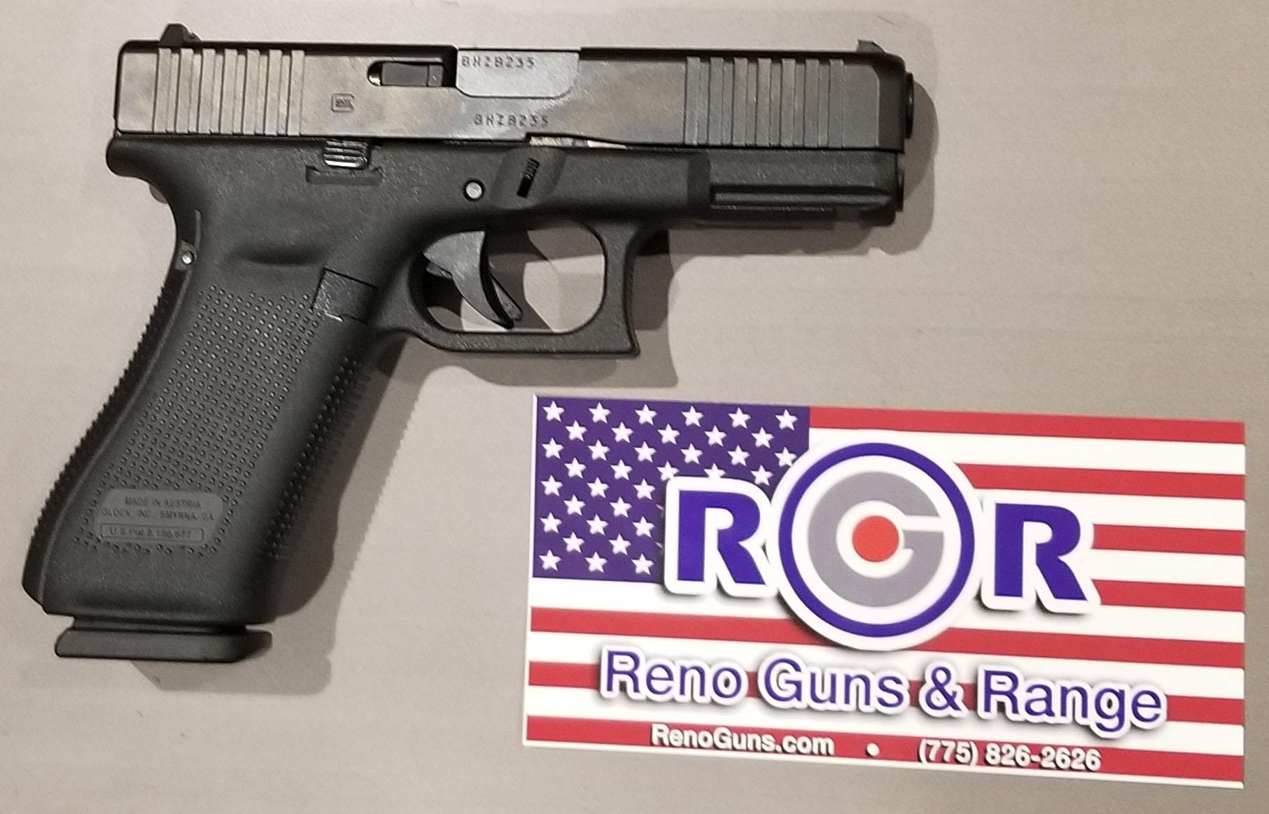 Glock 45 ⋆ Reno Guns Amp Range
