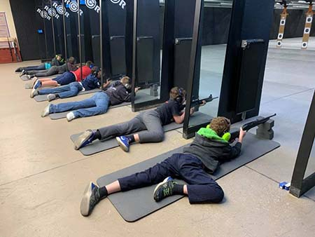 Youth Shooting League