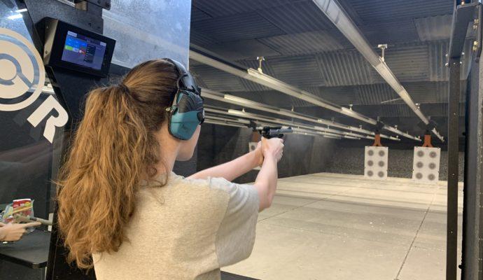 Bulls-eye League at Reno Guns & Range