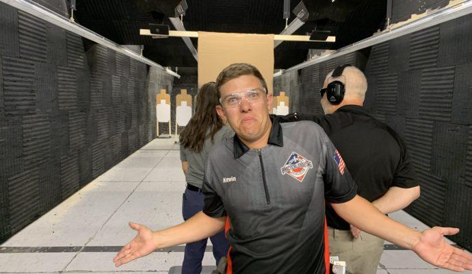 Reno Indoor Pistol League