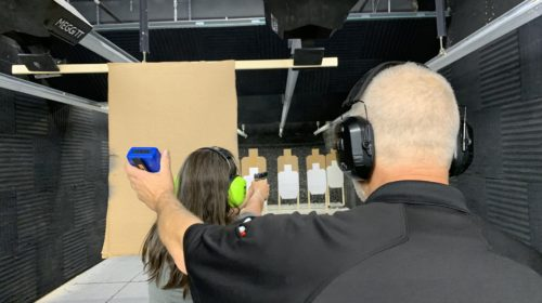 Reno Indoor Pistol league
