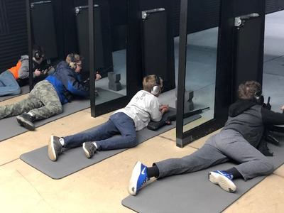 Reno Guns & Range Youth League